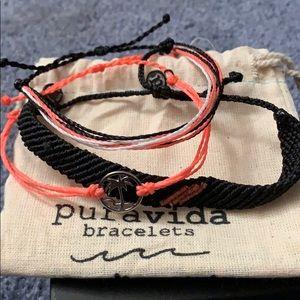 PURA VIDA • Bracelets *3 pack*